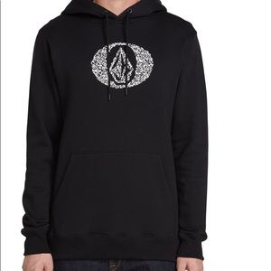 Supply Stone Hooded Sweatshirt VOLCOM
